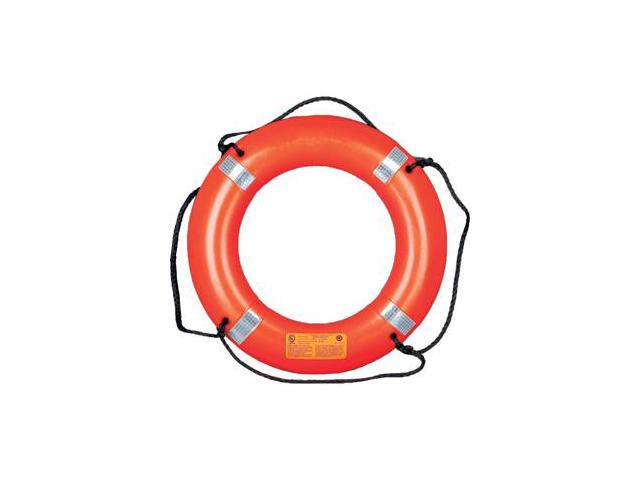 "Mustang 24"" Life Ring w/Tape - Orange"