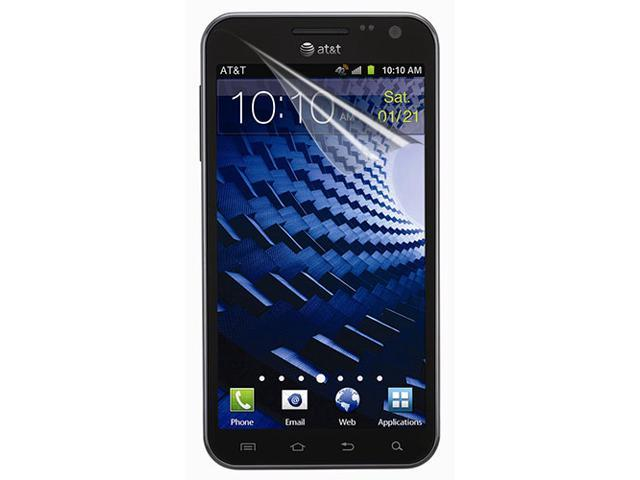 Anti Scratch Screen Protector for Samsung Galaxy S 2 Skyrocket HD I757 AT&T
