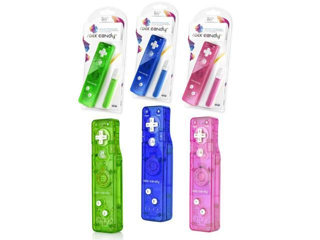PDP PL8560 Nintendo Wii(R) Rock Candy Remote