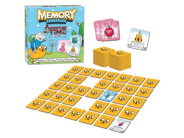 Toy - Game - Adventure Time - Memory Challenge