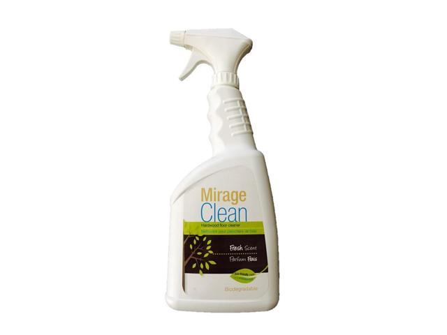 Mirage Clean 1 Liter Hardwood Floor Cleaner 32 oz