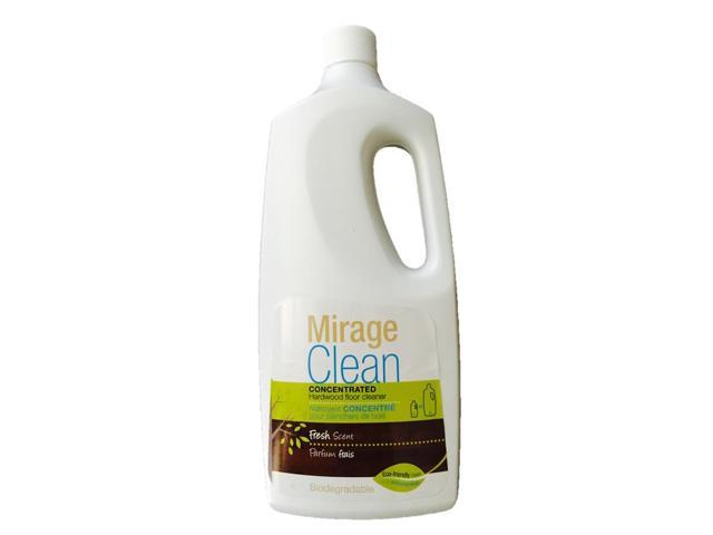 Mirage Clean 34Oz Concentrate Wood Floor Cleaner