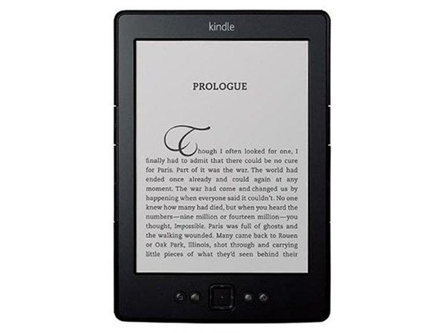 Amazon Kindle WiFi with Special Offers | Black