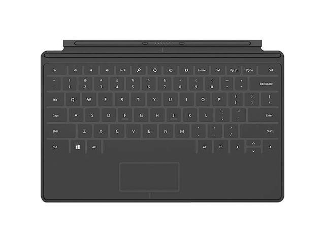 Microsoft Surface Touch Cover Keyboard   Black