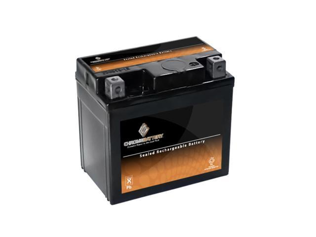 YTX5L-BS ATV Battery for POLARIS Predator, Sportsman, Outlaw 90CC 03-'09