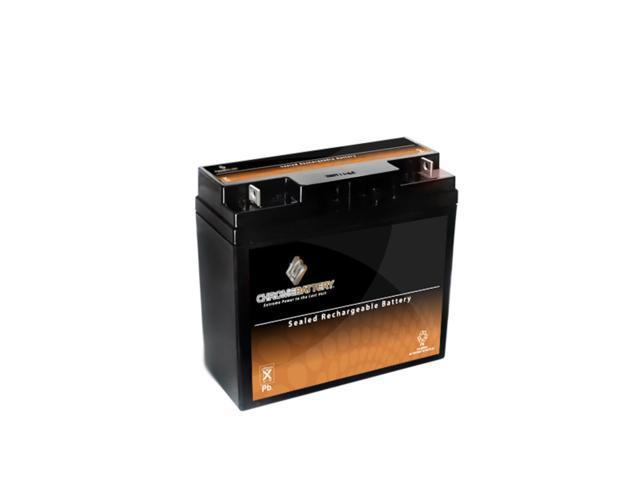 12V 18.1AH Sealed Lead Acid (SLA) Battery - T3 Terminals - for ZB-12-18.1