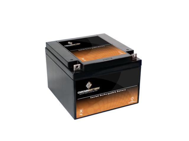 12V 26AH Sealed Lead Acid (SLA) Battery for WERKER WKA12-26NB 2