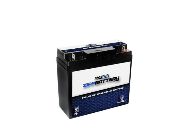 12V 17AH 204W Sealed Lead Acid (SLA) Battery - T3 Terminals by Zipp Battery