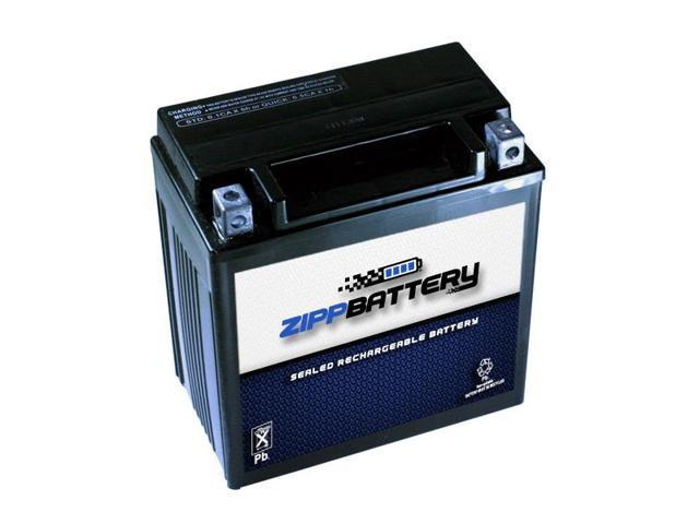 YTX16-BS Motorcycle Battery for Suzuki 1600cc Marauder Boulevard M95 2005