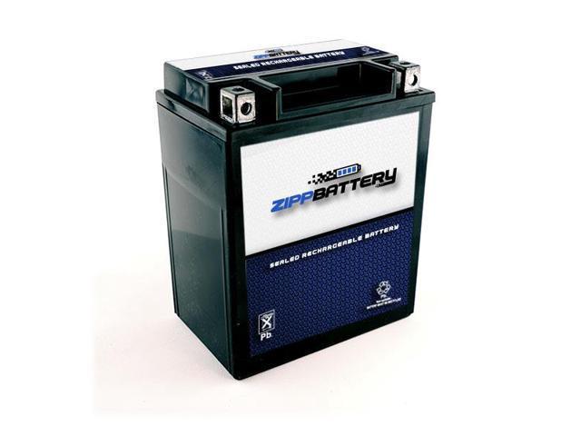 YB14A-A2 ATV Battery for POLARIS All Models 400CC 94-'08