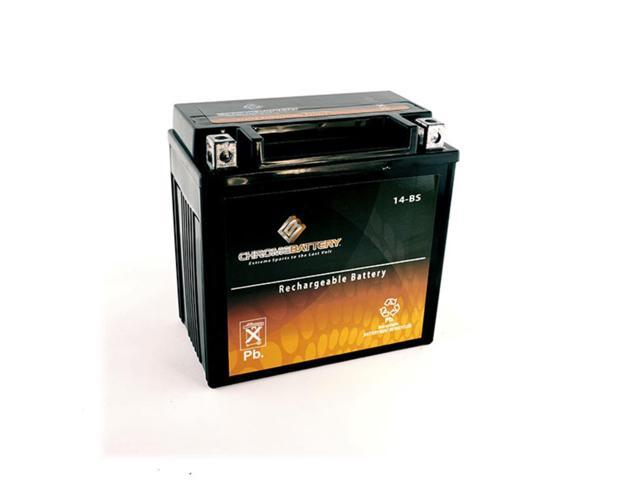 YTX14-BS Scooter Battery for PIAGGIO MP3 250 250CC 08-'09
