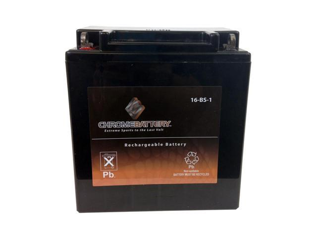 YTX16-BS-1 Motorcycle Battery for SUZUKI VL1500 Intruder, C90, T 1500CC 98-'09