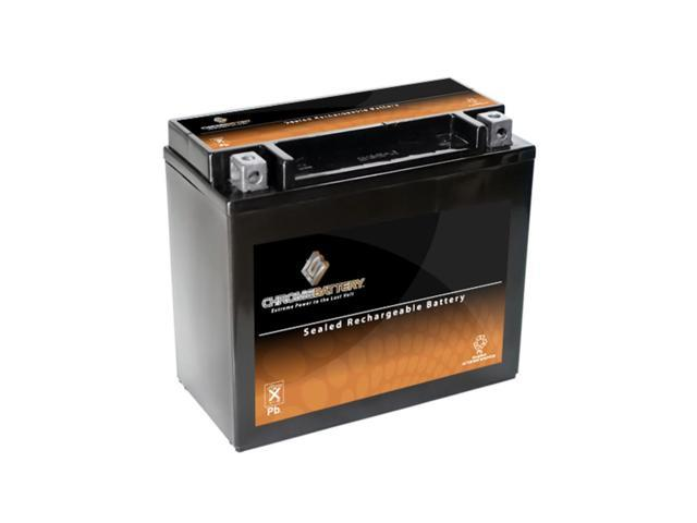 YTX20L-BS Power Sports Battery Replaces 20L-BS ETX20L CYTX20L-BS GTX20L-BS