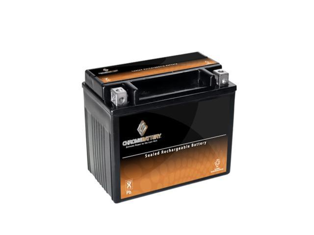 YTX12-BS Scooter Battery for APRILIA Sport City 250CC 09