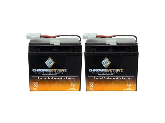 RBC11 UPS Complete Replacement Battery Kit for SU2200X106