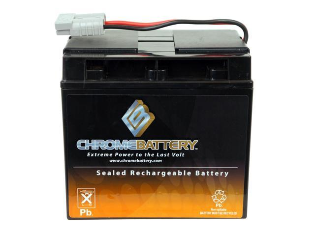 RBC7 UPS Complete Replacement Battery Kit for APC SU1400X106