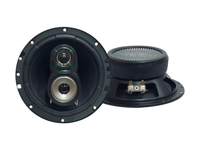 Lanzar - VX 6.5'' Three-Way Speakers