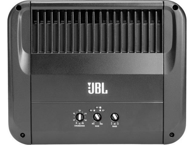 JBL GTO751EZ 750W Class D Mono Block Car Audio Amplifier