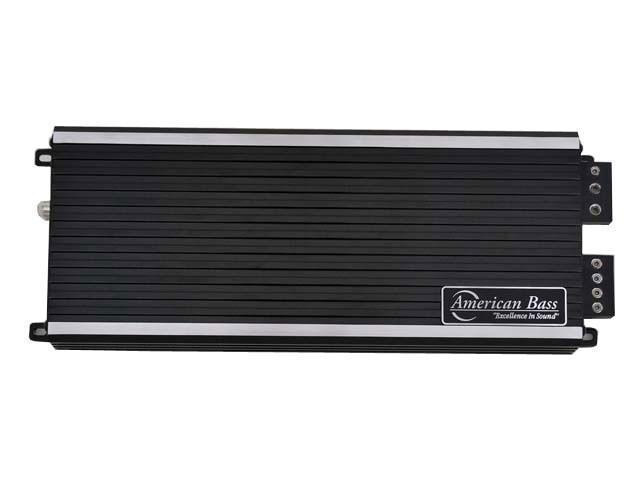 New American Bass Ph4000md 4000W Class D Monoblock Amplifier Amp 4000 Watt