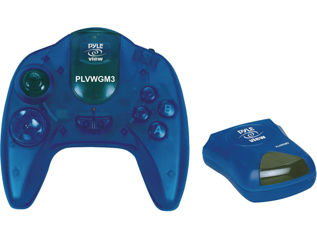 PYLE PLVWGM3 Wireless Mobile Video Gaming System