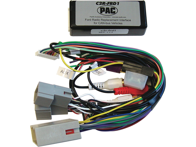 PAC C2R-FRD1 Radio Replacement Interface for Ford