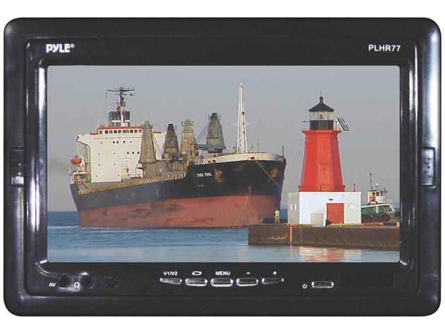 "Pyle PLHR77 7"" Active Matrix TFT LCD Car Display"