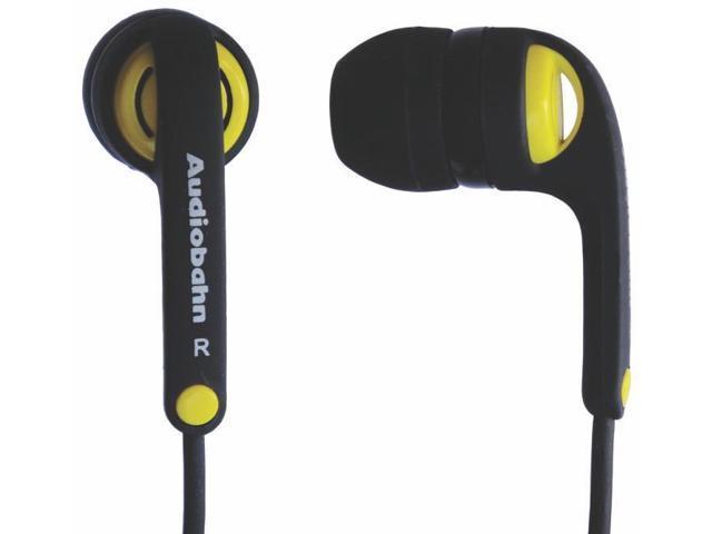 New Audiobahn Aep220j Dj Pro Audio Earbud In Ear Headphones
