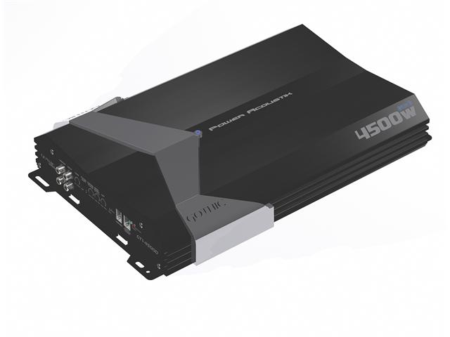New Power Acoustik Gt14500d 4500W Mono Block Car Audio Amplifier Amp Gt1-4500D