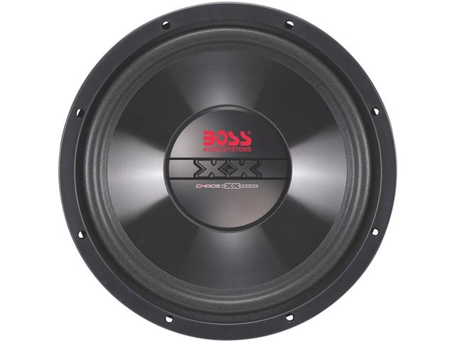 "New Boss Cx12 12"" 800W Chaos Exxtreme Series Car Audio Subwoofer Sub 800 Watt"