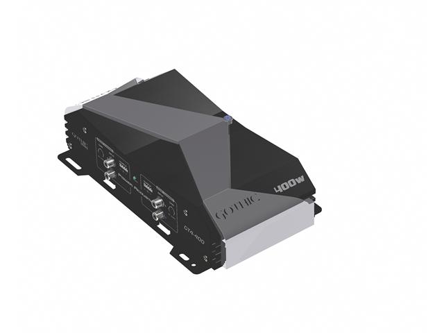 New Power Acoustik Gt4400 400W 4 Ch Car Audio Amplifier Amp 4 Channel Gt4-400