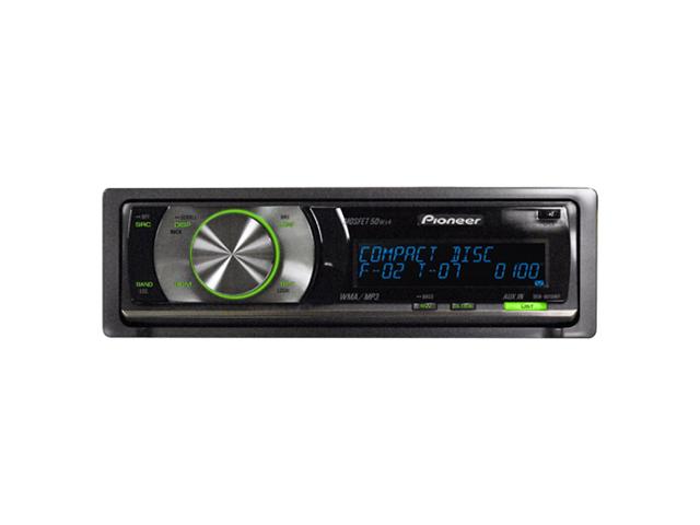 Pioneer DEH-6010MP In-Dash Single DIN MP3/WMA/WAV/CD Tuner AM/FM