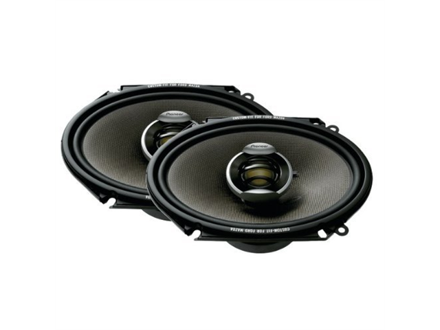 New Pair Pioneer Ts-D6802r D-Series 6X8