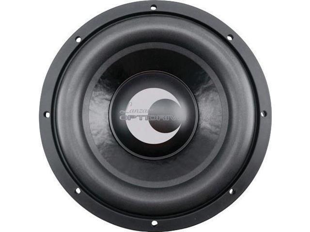 Lanzar - Optidrive 12'' High Power Dual 1.2 Ohm Voice Coil Subwoofer