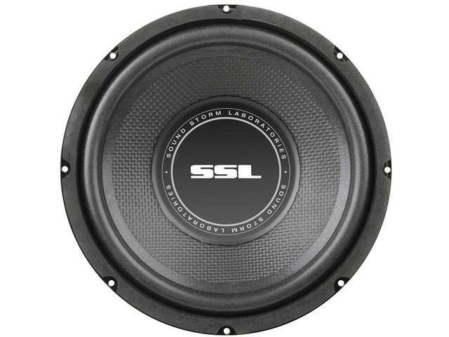 Ss 1 Voice Sub 8In 400W