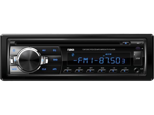 New Naxa Nca603 Cd Mp3 Electronic Tuning Stereo Am Fm Radio Mp3 Usb And Sd Input