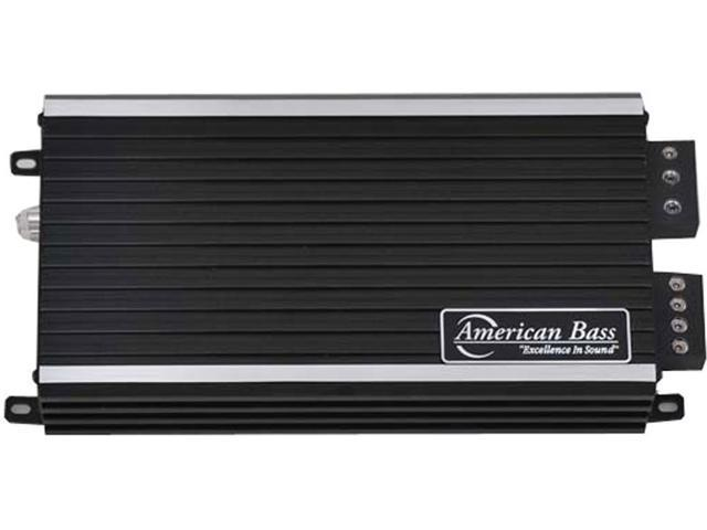 New American Bass Ph4100 480W 4 Ch Car Audio Amplifier Amp 4 Channel 480 Watt