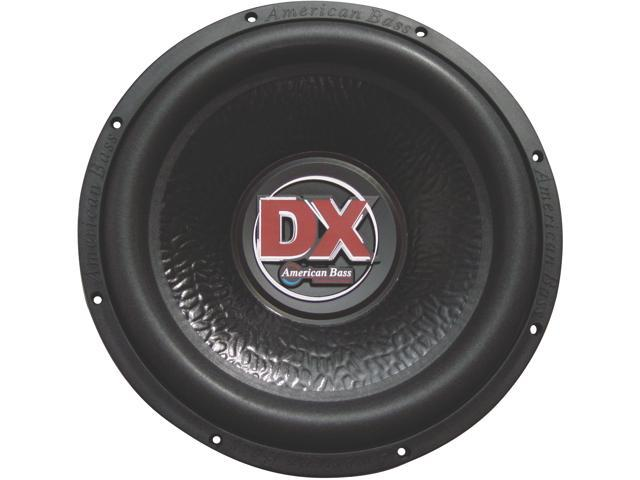 New American Bass Dx124 12