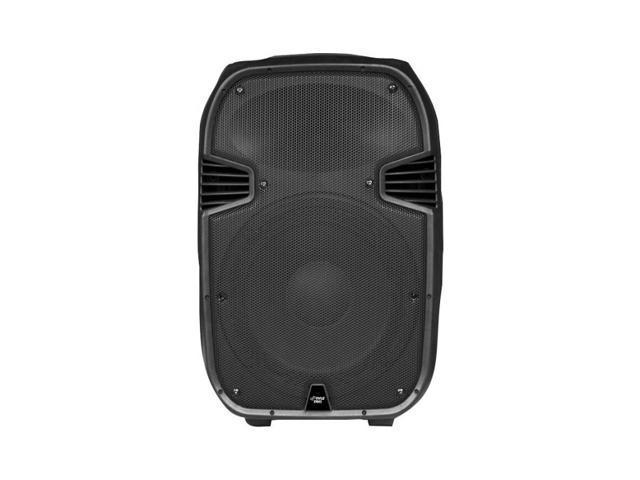 Pyle PPHP127AI 1200 Watt Powered 2 Way Full Range PA Speaker with built-In iPod Dock