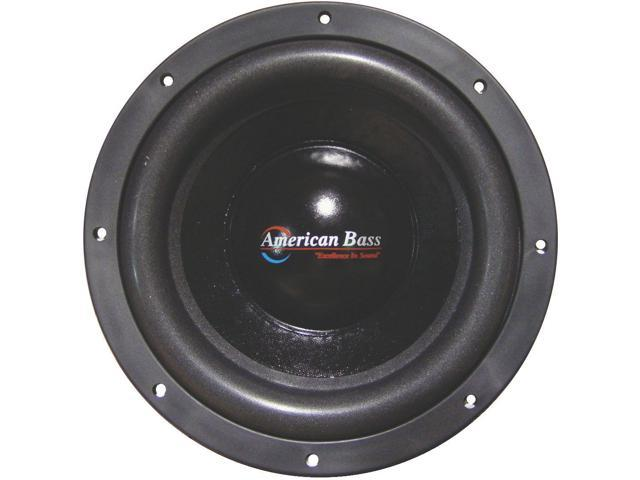 New American Bass Hd12d1 12