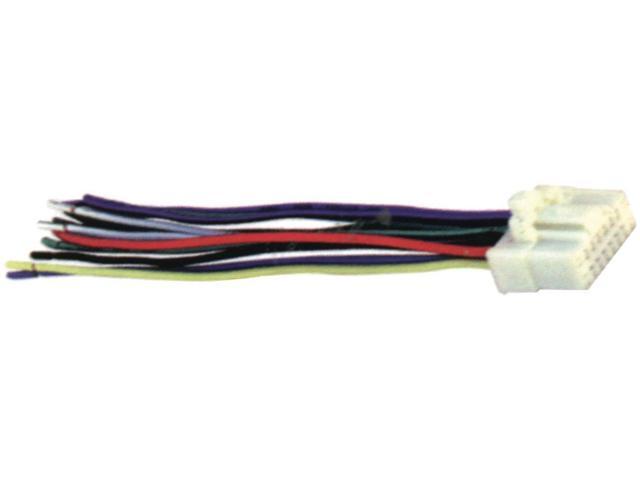 New Xscorpion Pa16000 00-05 Panasonic 16 Pin Wiring Harness