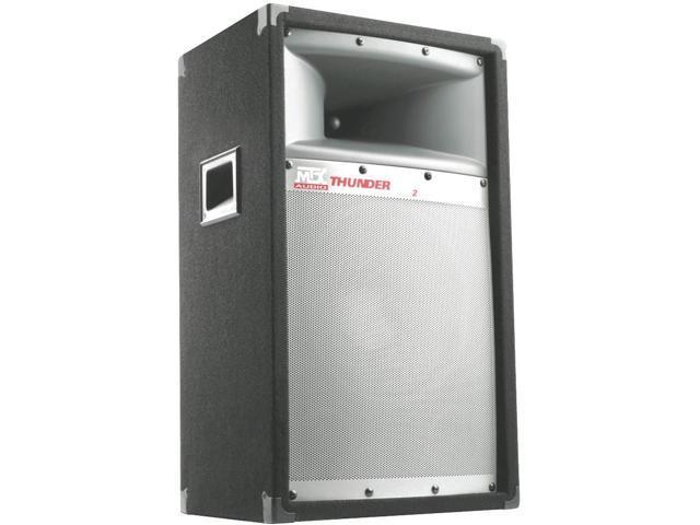 """New Mtx Tp1200 12"""" 600W 2 Way Tower Pro Dj Pa Speaker Tp-1200"""