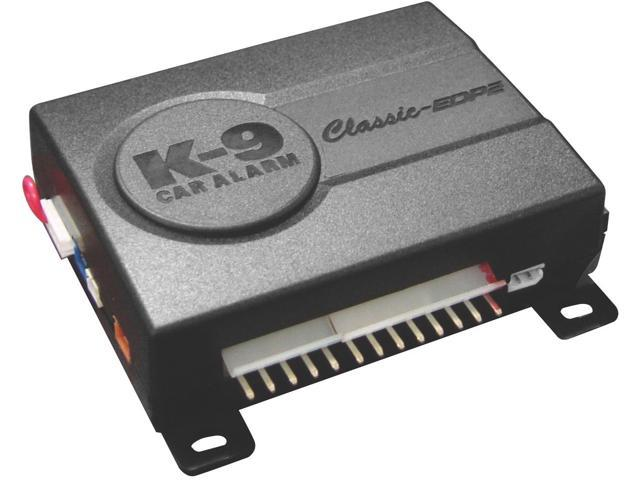 New Omega K9classicedp2 Car Alarm With Code Jumping & Anti-Carjacking Protection