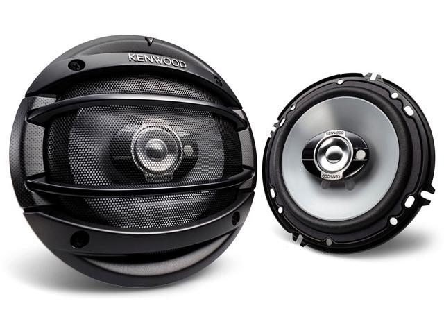 New Pair Kenwood Kfc1394ps 3 Way 160W Car Audio Coaxial Speakers 5_