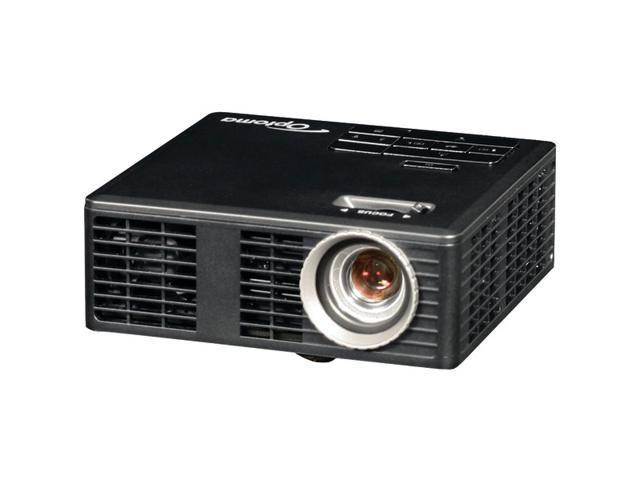 New Optoma Dlp Ml550 Ml550 500-Lumen Portable Projector