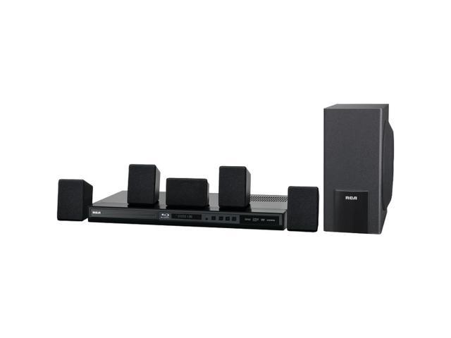 New Rca Rtb10230 100-Watt Blu-Ray(Tm) Home Theater System