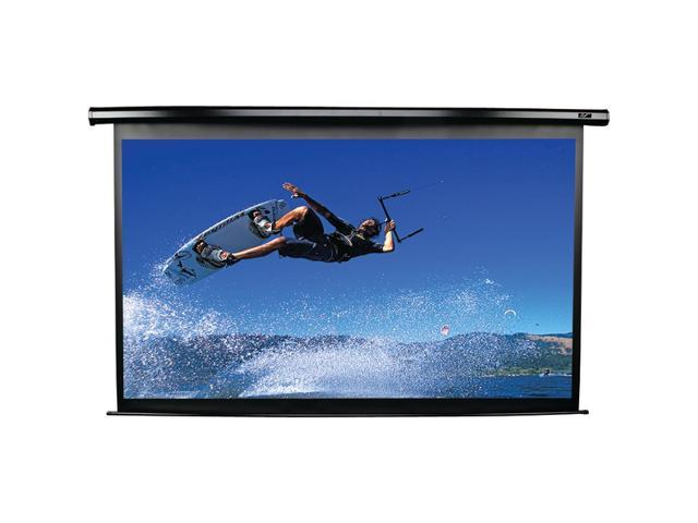 Elite screens electric100h spectrum ceiling wall mount for Elite motorized projector screen