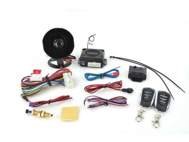 New Pyle Pwd701 4-Button Remote Door Lock Vehicle Car Security System (2 Remote)