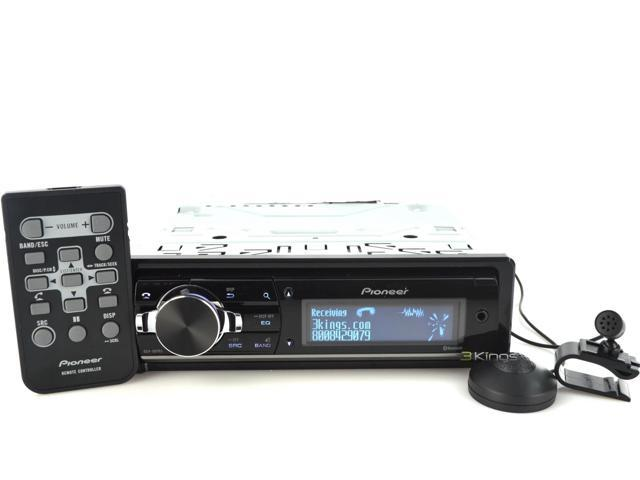 New Pioneer Deh80prs Cd Mp3car Audio Receiver Aux Bluetooth Usb Deh-80Prs