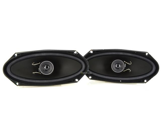 """NEW PAIR PIONEER TS-A4103 TS-Series  4x10"""" 120W 2-Way Coaxial Car Audio Speakers"""