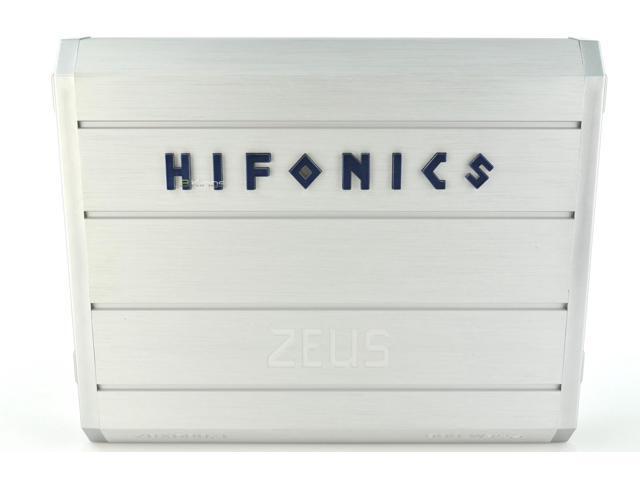 Hifonics Zrx6004 600W 4 Ch Car Audio Amplifier Amp 4 Channel Zrx-600.4